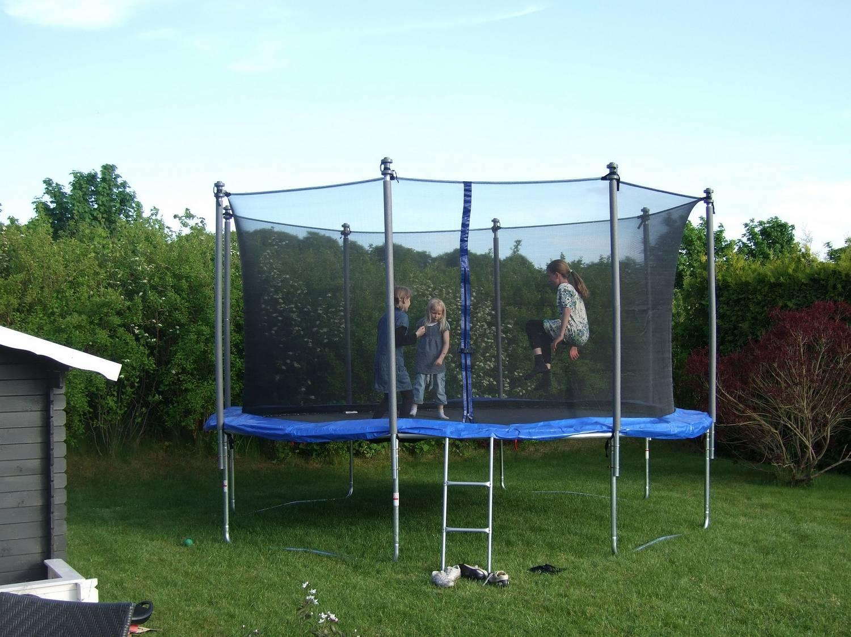 Jak nazywają się części do trampoliny?